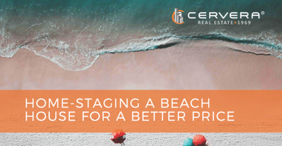 Home-staging a beach house for a better price